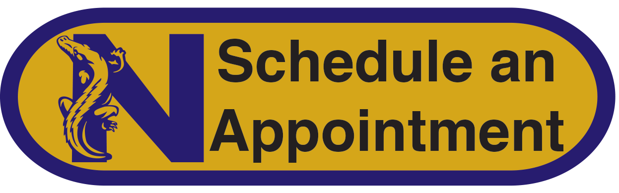 Advising Appointment Button